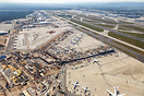 Frankfurt Airport Terminal 3 under construction