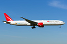 Royal Flight 777-300 VQ-BGL is one of many passenger aircraft being us...