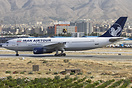 Latest added A300-600 to Iran Air Tour fleet.