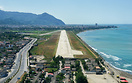 Ramsar's new runway is now operational and suitable for bigger airplan...