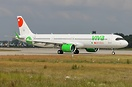 First Airbus A321neo for VivaAerobus