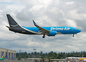 Latest addition to Amazon Prime Air fleet