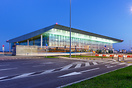Luxembourg Airport Terminal Building