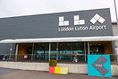 London Luton Airport Terminal Building