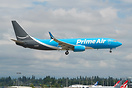 Amazon Prime Air's latest 737-800 BCF