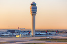 Atlanta Airport ATC Tower