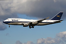 "Painted in ""BOAC (1964-1974) retro"" special colours since February 201..."