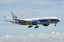 AirBridgeCargo Airlines first Boeing 777 Freighter