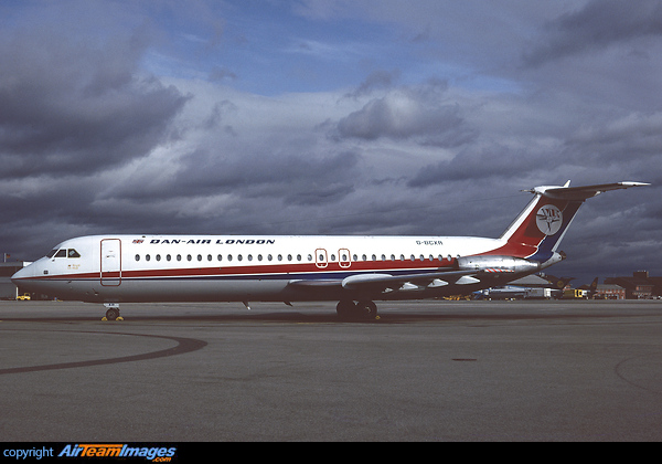 BAC 111-517FE One-Eleven