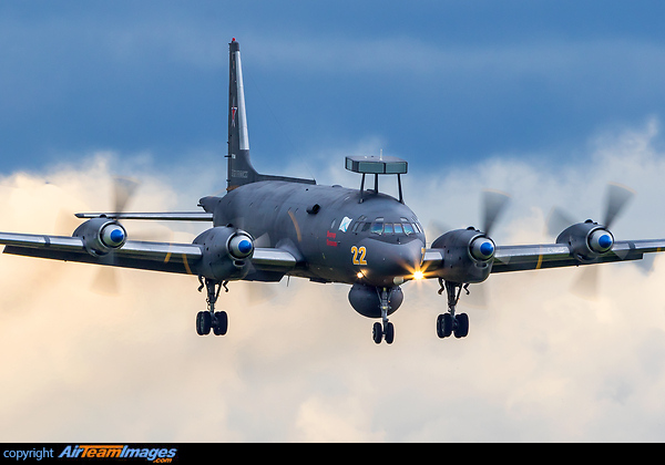 Ilyushin Il-38N May