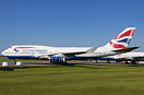 Withdrawn from the BA fleet and stored at Kemble for storage and parti...