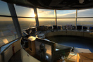 Deserted ATC Tower before removing ATC systems and starting refurbishm...