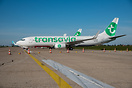 COVID related storage of part of the Transavia France fleet on runway ...
