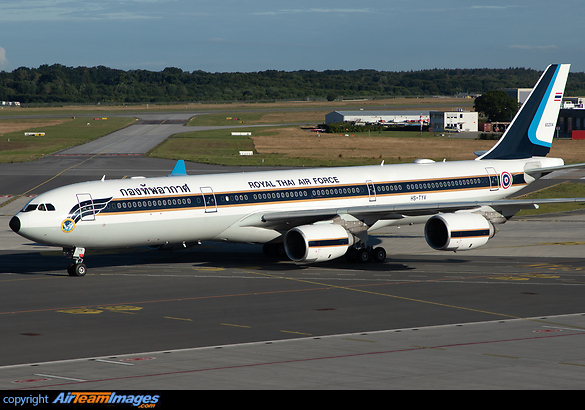 Airbus A340-541