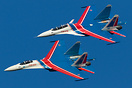 Together with Sukhoi Su-30SM