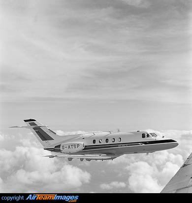 Hawker Siddeley HS-125 1B/522