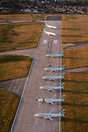 Part of Transavia France and Level's fleets grounded on runway 02/20 f...
