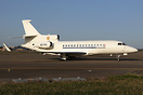 Second Falcon 7X for the Belgian Air Force but the first one in full c...
