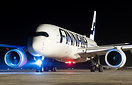 Finnair used A350 instead of regular A321 for a faster repatriation du...