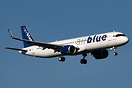 First A321 neo from AirBlue