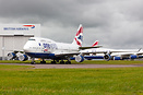 Retired from the BA fleet all 747's are withdrawn due to Covid-19 viru...