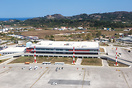 Zakynthos Airport Terminal Building