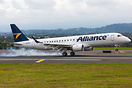 New E190 for Alliance Airlines after completing its pre-delivery/accep...