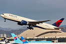 The Spirit of Delta is the last B777LR operated by DL. Has been transf...