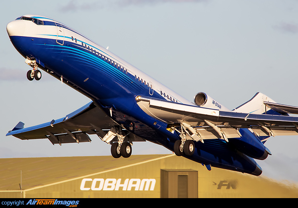 Boeing 727-2X8/Adv(RE)Super 27