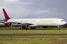 Ex  Virgin Atlantic G-VRED