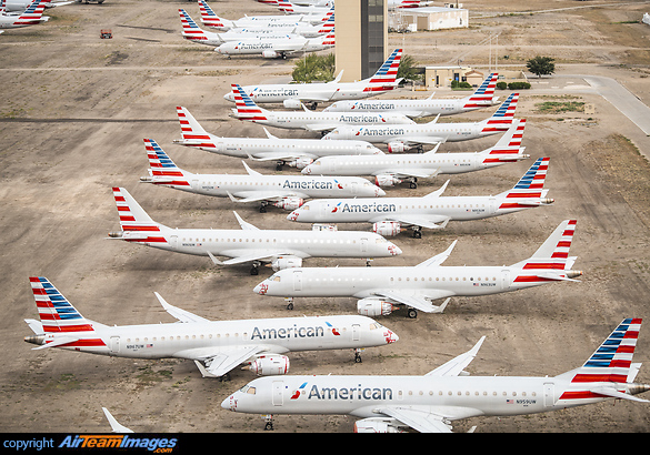 American Airlines Storage