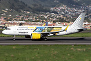 Vueling Airlines new special livery promoting the island of Tenerife