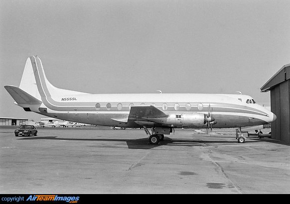 Vickers 745D Viscount