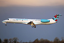 5N-BWZ is the second ERJ-145 for new operator United Nigeria, who plan...