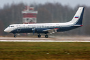 New Ilyushin IL-114-300 regional aircraft. The new airliner is powered...