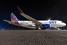 First A320neo for Sky Express