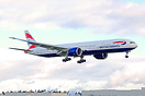 Latest British Airways 777-300ER