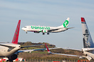 Transavia France Boeing 737-800 returning to Shannon following a test ...