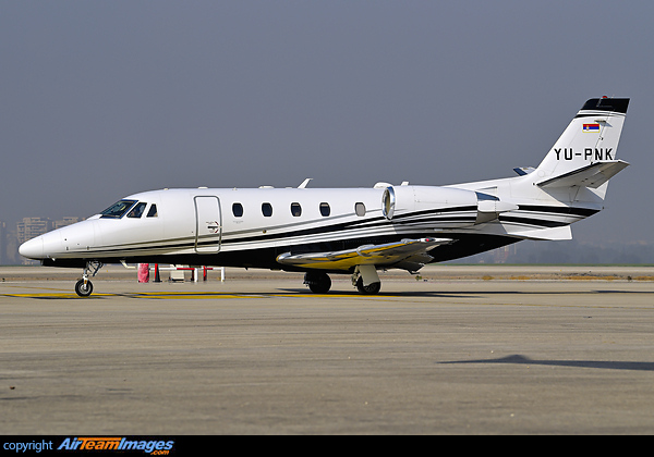 Cessna 560XL Citation XLS Plus