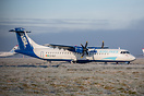 ASL Airlines Ireland ATR 72-212(F) pictured at Shannon following a pos...