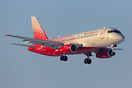 First Superjet 100 for Rossiya Airlines