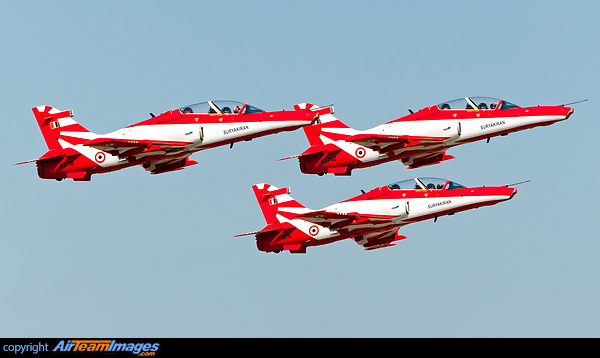 Surya Kiran Aerobatic Team