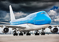Former KLM aircraft, will undergo a light freighter conversion from Co...