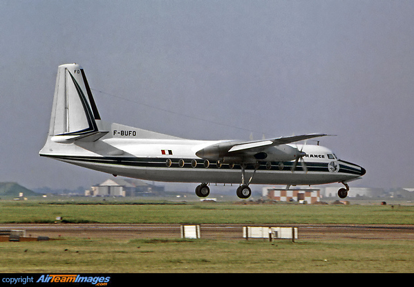 Fokker F-27-200 Friendship
