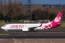The second aircraft for Malaysian Charter operator Love fly is caught ...