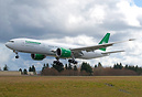 Turkmenistan's fourth and latest 777-200LR PAX fully painted