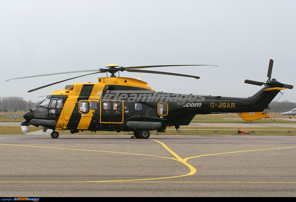 Eurocopter As 332 Super Puma G Jsar Pictures