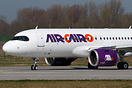 First A320neo for Air Cairo