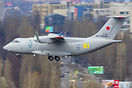 Ilyushin Il-112V on it's 2nd flight after 2 years of revisions to the ...