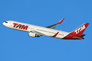 LATAM Airlines Boeing 767-316(ER) PT-MSW